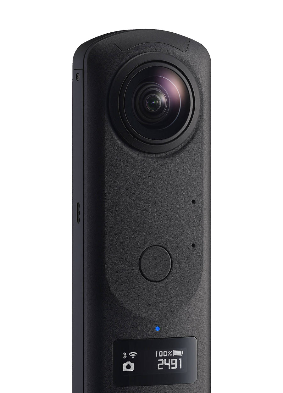 Camera for Virtual Tours