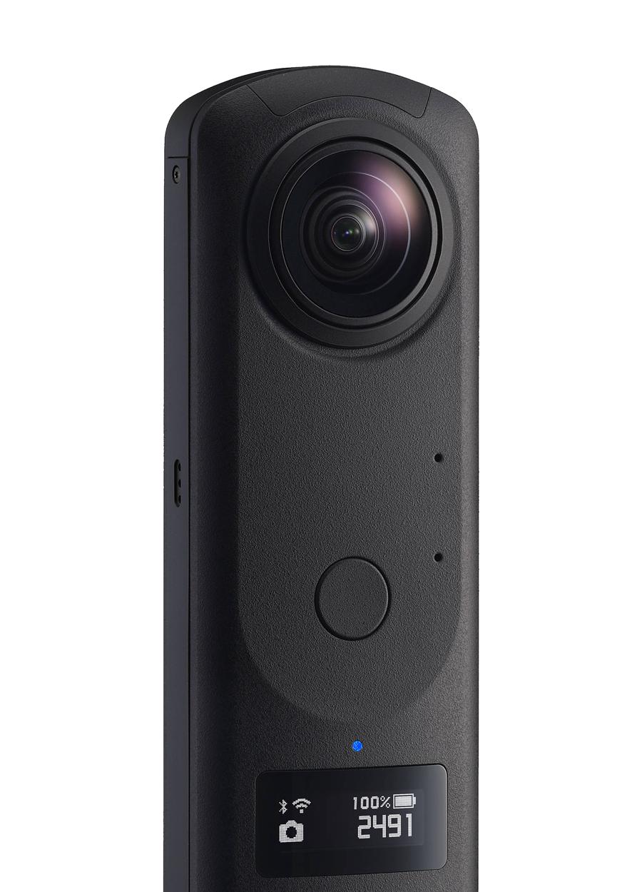 Camera for Virtual Tours